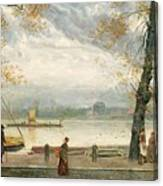 Cheyne Walk Canvas Print