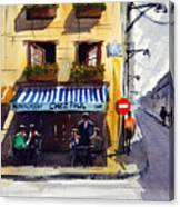 Chez Paul Canvas Print