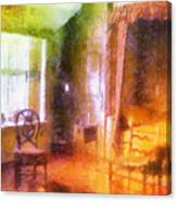 Chicago Art Institute Miniature Room Pa Prismatic 07 Canvas Print