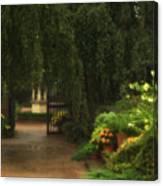 Chicago Botanical Gardens Canvas Print