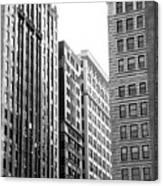 Chicago Faces Canvas Print