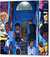 Chicago Graffiti Canvas Print