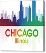 Chicago Il Canvas Print