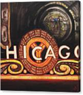 Chicago Is Canvas Print