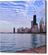 Chicago Lakeshore Canvas Print