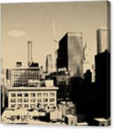 Chicago Loop Skyline Canvas Print
