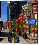 Chicago - Navy Pier Canvas Print