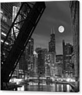 Chicago Pride Of Illinois Canvas Print