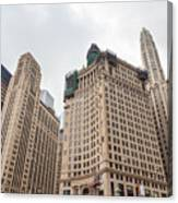 Chicago Towers Canvas Print