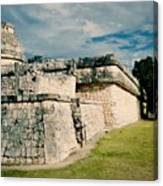 Chichen Itza 1 Canvas Print
