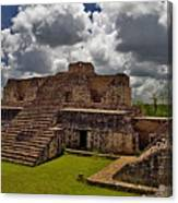 Chichen Itza 2 Canvas Print
