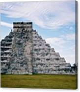Chichen Itza 4 Canvas Print