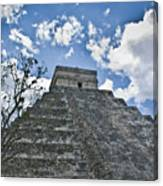 Chichen Itza 5 Canvas Print