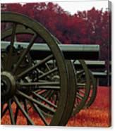 Chickamauga No 2 Canvas Print