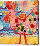 Chicken Of The Sea #2 Canvas Print