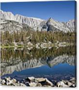Chickenfoot Lake Canvas Print