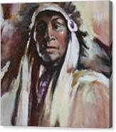 Chief 1 Canvas Print