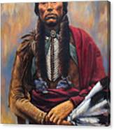 Chief Quanah Canvas Print