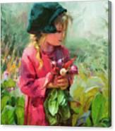 Child Of Eden Canvas Print
