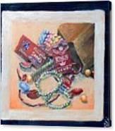 Childhood Treasure Canvas Print