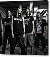 Children Of Bodom Canvas Print