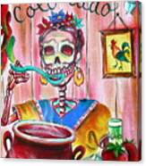 Chile Colorado Canvas Print