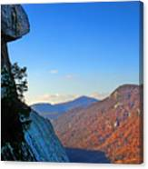 Chimney Rock  2 Canvas Print