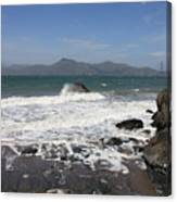 China Beach  Canvas Print