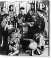 China: Boxer Trial, C1900 Canvas Print
