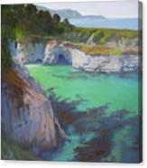 China Cove Canvas Print