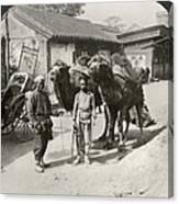 China: Peking, 1901 Canvas Print