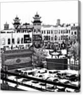 Chinatown Chicago 4 Canvas Print