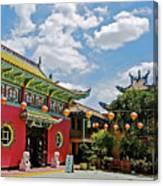 Chinatown Los Angeles #2 Canvas Print