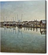 Chincoteague Bay Canvas Print