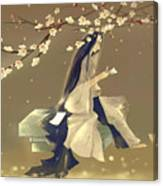 Chinese Ancient Type#2 Canvas Print