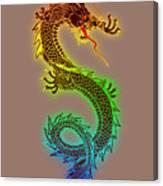 Chinese Dragon Canvas Print