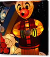 Chinese Lantern Festival British Columbia Canada 7 Canvas Print