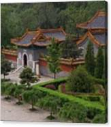 Chinese Palace Canvas Print