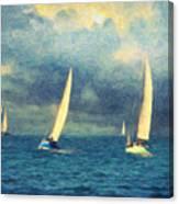 Chios Canvas Print