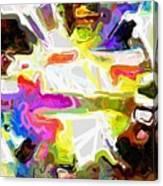 Chip Canvas Print