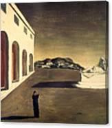 Chirico: Melancolie, 1913 Canvas Print