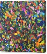 Chirp Canvas Print