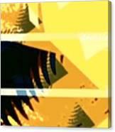 Chnage - Leaf9 Canvas Print