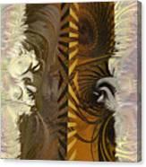 Chocolate Center Canvas Print