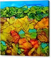 Chocolate Hills Pilippines Canvas Print