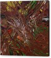 Chocolate Jungle - 197 Canvas Print