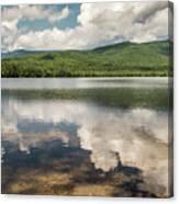 Chocorua Lake Reflections Canvas Print