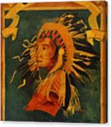 Choctaw 1935 Canvas Print