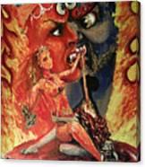 Chod Maithuna Canvas Print
