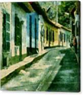 Choroni - Venezuela Canvas Print